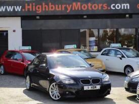 2009 BMW 5 Series 2.0 520d M Sport Business Edition 4dr