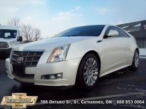 2011 Cadillac CTS Coupe PERFORMANCE  - Low Mileage