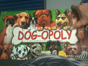 Dogopoly Board Game New