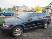2001 Volvo V70 XC (Cross Country) Familiale