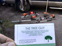 TreeGuy Trimming and Removal Services. Gr Hamilton. 2899334984