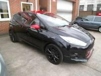 Ford Fiesta 1.0 (140ps) Zetec S Black Edition Nav (E6) EcoBoost (s/s) Hatchback