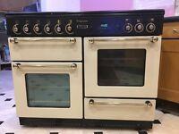 Rangemaster 110 cooker £400