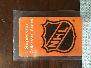 1985 7-11 Hockey Card Set