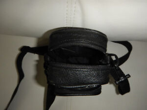 optex leather camera case