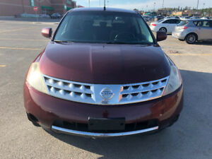 2007 Nissan Murano SUV, SUPER CLEAN, certified, ready to go!