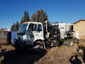 2009 Rosco RA300  Patch Truck