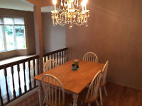 Nice and clean house at south side of Regina for rent