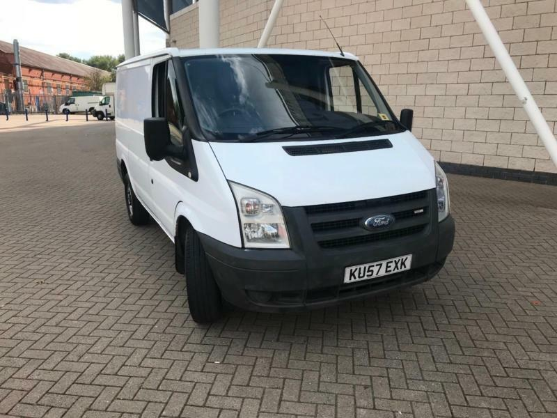 3ad83e790a 2007 07 Ford Transit 2.4TDCi Duratorq ( 100PS ) 330S ( Low Roof ) SWB - NO  VAT!