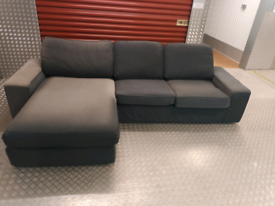 SOLD IKEA KIVIK CORNER SOFA LOCAL DELIVERY AVAILABLE TODAY