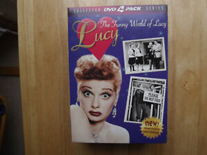 "FS: 2000 ""The Funny World Of Lucy"" (Lucille Ball) DVD 4-Pack Box London Ontario image 1"