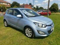 2012 Hyundai i20 1.2 Active, Only 37,000 Miles, F/S/H, One Owner