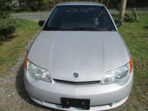 2007 SATURN ION SAFTIED AND E-TESTED
