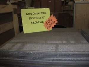 Commercial Carpet Tile - Grey