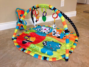 Bright Starts Activity Gym / Play Mat