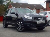 2012 Nissan Qashqai 1.5 dCi N-TEC+ Diesel + 360 CAM + NAV + PANROOF not toyota rav4 kia sportage +2