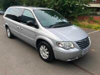Chrysler Grand Voyager 3.3 auto Limited XS. FULLY LOADED. ELECTRIC SLIDING DOORS