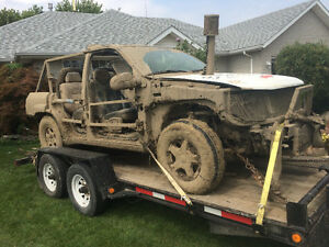 2002 Chevrolet Trailblazer MUD TRUCK