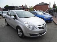 VAUXHALL CORSA LIFE 1.3CDTi ECOFLEX FANTASTIC CONDITION LOW MILES 12 MONTHS TAX