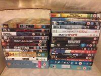 35 original dvds