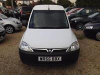 Vauxhall Combo 1.3CDTi 16v 2000