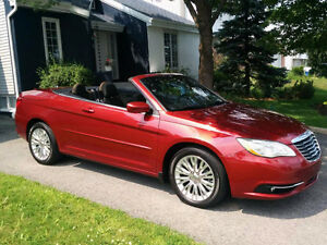 2011 Chrysler 200-Series touring Cabriolet