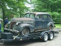 1939 Chevrolet Master 85 Sedan with Suicide Doors