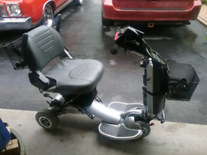 Rascal mobility scooter