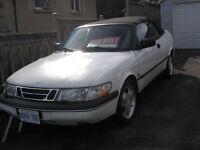 1995 Saab 900 Convertible
