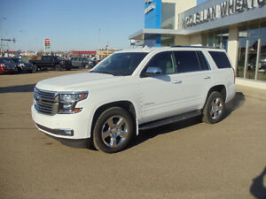 "2016 Chevrolet Tahoe LTZ "" Sunroof, Nav, 2nd row Buckets """