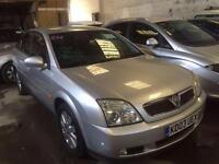 2003 Vauxhall Vectra 2.2i Elegance 5dr Auto 5 door Hatchback