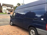 Ford transit 115t350l tdci high roof