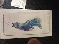 iPhone 6s 16gb - Brand New!!