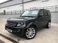 LANDROVER DISCOVERY 3.0SDV6 XS COMMERCIAL FACELIFT MODEL 255BHP AUTO