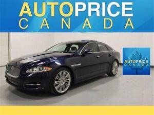 2014 Jaguar XJ 3.0L 3.0L|AWD|NAVIGATION AND MORE