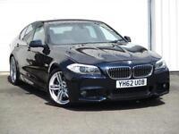 2012 BMW 5 SERIES 525D M SPORT Automatic Saloon