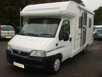 2004 Swift lifestyle 600FB 2.3 Diesel 2 Berth Motorhome ( Fixed Bed )