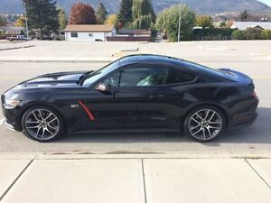 2015 mustang GT with stage 3 rouche package