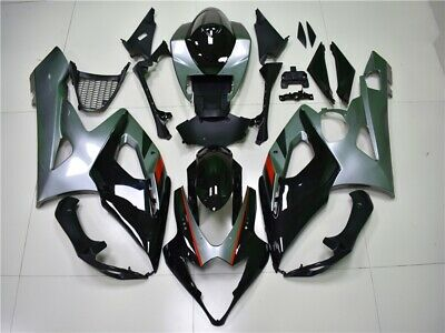Used, Fairing for Suzuki GSXR GSX-R 1000 K5 2005 2006 05 06 ABS Plastic Injection dBF for sale  Shipping to Canada