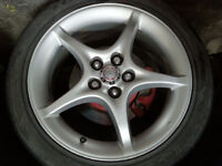 Toyota Celica Rims 15 and 16 Inch Sets