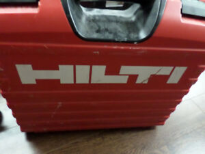 KSQ buy&sell Hilti GX 120 Automatic Gas Actuated Nailer Nail Gun