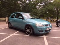VAUXHALL CORSA 1.2 2004 YEARS MOT. LOW MILES DRIVES THE BEST