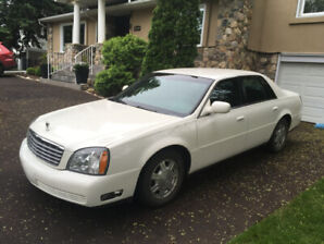 2004 Cadillac Deville, ONLY 98,000 Original Kms.