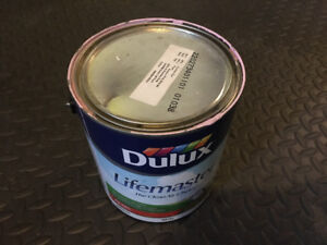 Full can of high quality dulux passion pink