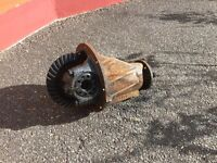 Ford escort mark 2 rear differential