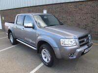 2008 (58) FORD RANGER 3.0TDCI DIESEL AUTOMATIC XLT THUNDER DOUBLE CAB