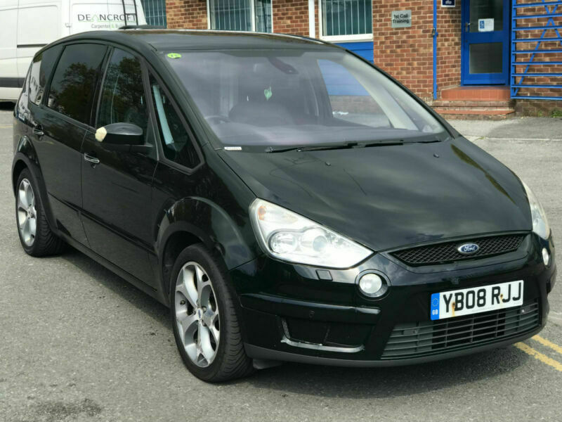 2008 Ford S-MAX 2 0i Titanium EX POLICE STYLE DOG VAN UNIT 2 KENNELS A/C  FANS | in Poole, Dorset | Gumtree