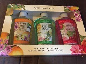 New in box body wash