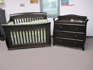 Crib and changing table new in box Kitchener / Waterloo Kitchener Area image 1
