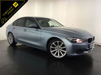 2013 BMW 320D EFFICIENT DYNAMICS DIESEL 4 DOOR SALOON 163 BHP FINANCE PX WELCOME